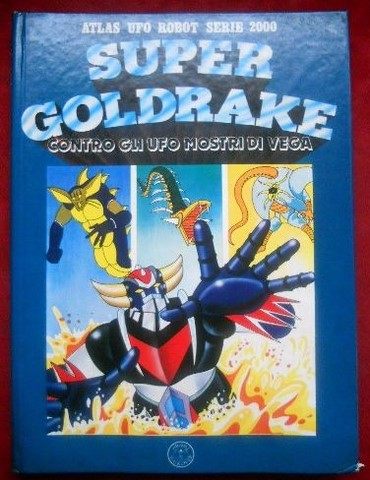 Albo Super Goldrake