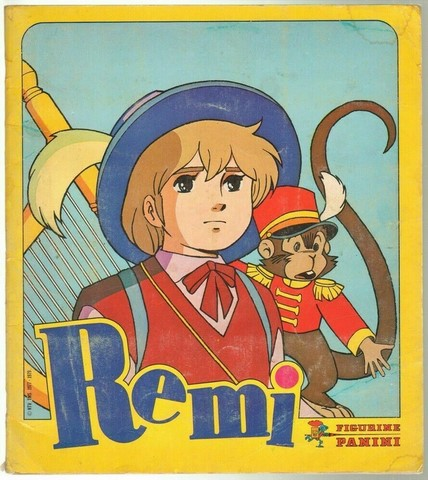 Album figurine Remi